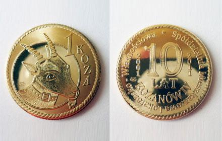 10 lat Spółdzielni Kozanów IV